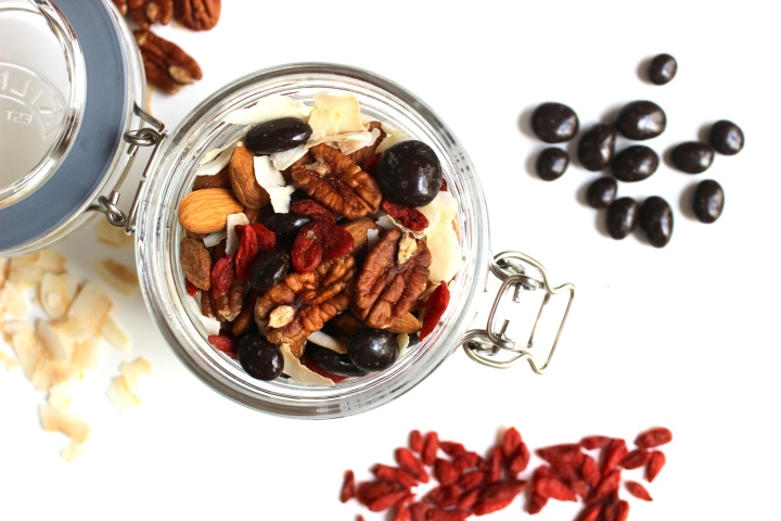 Paleo Fruit and Nut Mix
