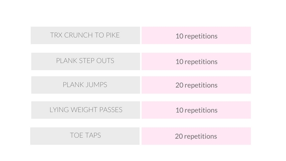 TRX Crunch To Pike (1)